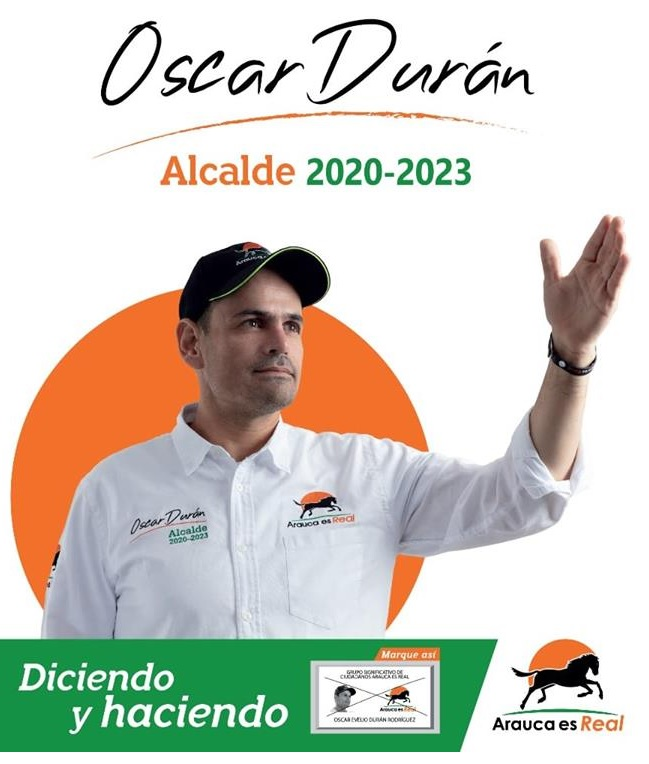 Oscar Duran Alcalde 2