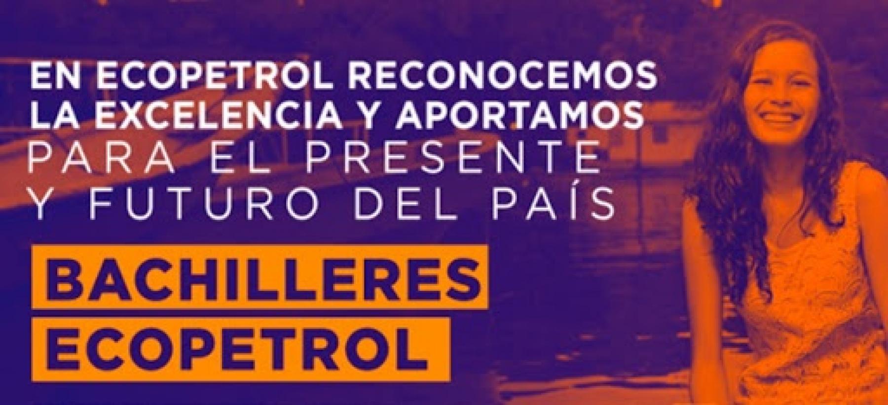Ecopetrol entregó becas universitarias a los mejores bachilleres de Colombia  Noticias La Voz del Cinaruco